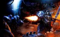 Exterminador Novamarine vs Genestealers