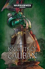 Novela Knights of Caliban