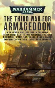 Novela recopilatorio tercera guerra armageddon