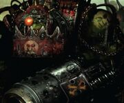 Warhammer 40k ork desktop 1002x1477 hd-wallpaper-826585
