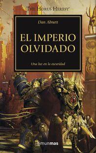 Novela el imperio olvidado