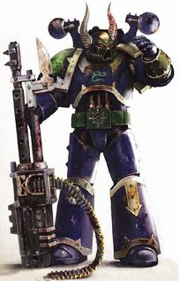 Caos legion alfa marine del caos 02