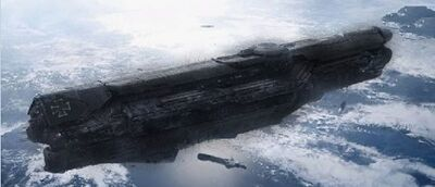 Crucero Pesado Supercollider