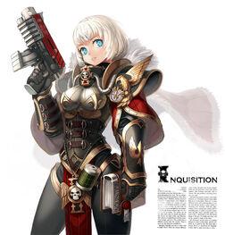Hermana Batalla Anime Wikihammer