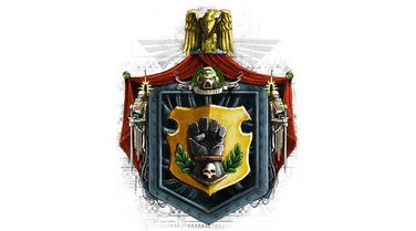 Marines blason puños imperiales