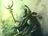 Líder (Necrones)