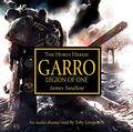 Portada Garro Legión de Uno Herejía de Horus Audiodrama.jpg