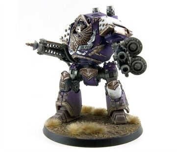 Dreadnought Contemptor Hijos Emperador