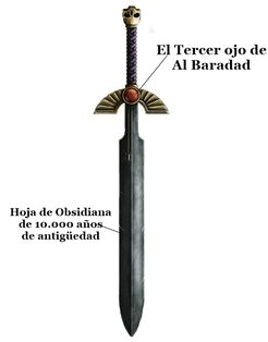 Arma espada sammael