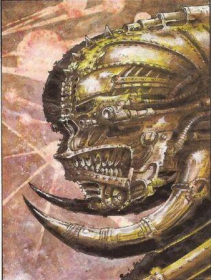 Imotekh Señor de la Tormenta Aspecto Antiguo Phaeron Necron Wikihammer