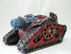 Mini mechanicus tanque Krios Venator