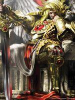 Sanguinius Trono