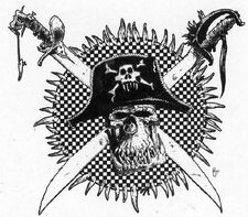 Bandera Korzaria Jolly Ork