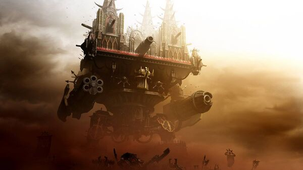 Caos titan dies irae