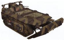 Gorgon 101 Regimiento de Krieg