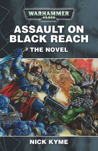 Novela Assault on Black Reach