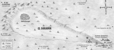 Mapa El Sokavón Gorkamorka