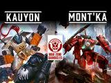 Zona de Guerra Damocles: Kauyon