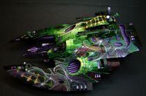 Arte tanque falcon eldar 2