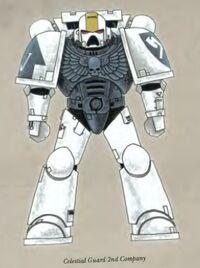 Esquema Guardia Celestial Wikihammer
