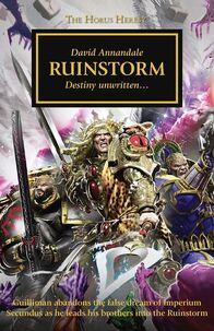 Novela Ruinstorm