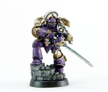 Campeón de la Legión Hijos Emperador