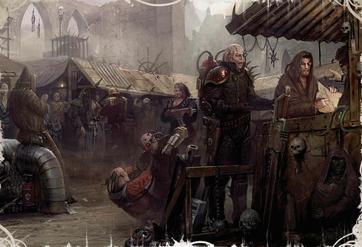 Caos ciudad culto mundo Warhammer 40k Wikihammer