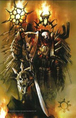 Cardenal oscuro Kor Phaeron(Hijos del emperador)