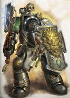 Discipulos de caliban exterminador Deathwatch wikihammer