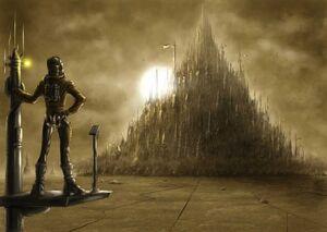 Necromunda by ANARKYMAN