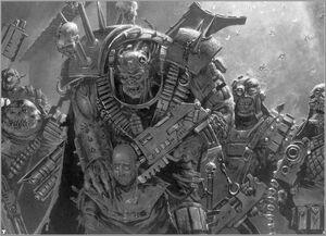 Caos mutantes 01