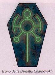 Icono de la Dinastía Charnovokh