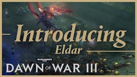 Prophecy of War - Introducing the Eldar