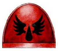 Emblema Ángeles Sangrientos