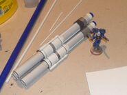 Titan Reaver 9 Destructor Laser 2 2 Afuste de Cañones