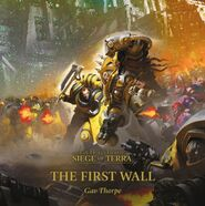 Audio siege of terra 3 the first wall