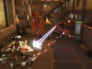 Captura de pantalla de Freeblade - Unidades del Caos en Heraklión