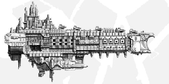 Acorazado Clase Oberon Flota Imperial Wikihammer