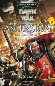 Portada Dawn of War Ascensión