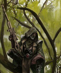 Eldar explorador wikihammer