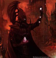 Eldar oscuro trampa de almas
