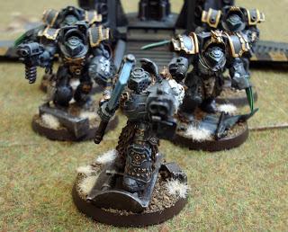 Exterminadores lobos espaciales herejía de horus wikihammer 234324