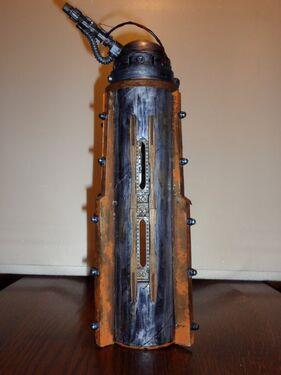 Escenografía Imperio Torre Cañón Láser Warhammer 40k Wikihammer 2