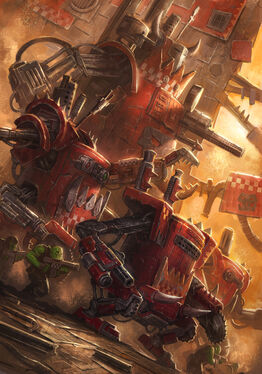 Orkos latas asesinas wikihammer