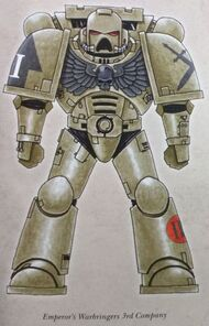 Portadores de la Guerra del Emperador Esquema