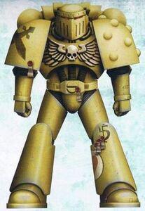 Veterano Lamentadores Mk. III Ferrum