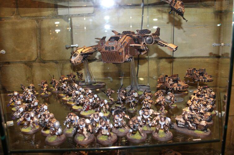 Warhammer World Nottingham Wikihammer Minotauros 17