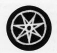 Eldar osculo simbolo aquelarre maleficio