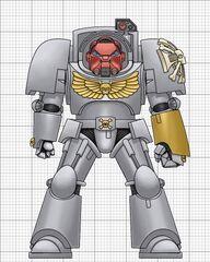 Sargento exterminador caballero estelar wikihammer