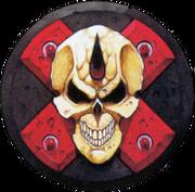 Simbolo compañia de la muerte angeles sangrientos
